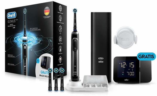 Oral-B Genius 10000N Black Design Edition