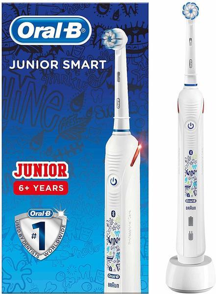 Oral-B Junior Smart weiß