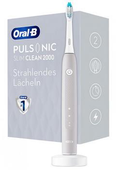 Oral-B Pulsonic Slim Clean 2000 grau