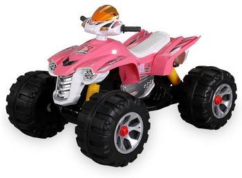 Actionbikes Kinder Elektro Quad Burst JS318 pink