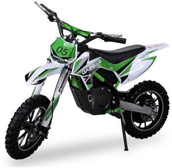 Actionbikes Crossbike Gazelle 500 W verstärkte Gabel