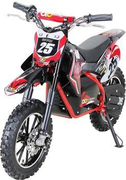 Actionbikes Crossbike Gepard 500W/36V rot