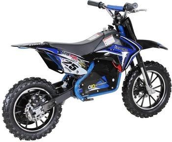 Actionbikes Crossbike Gepard 500W/36V blau