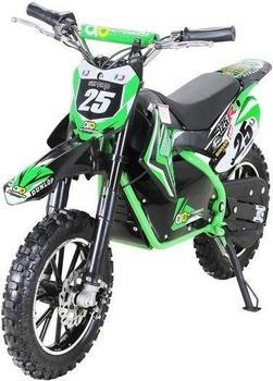 Actionbikes Crossbike Gepard 500W/36V grün