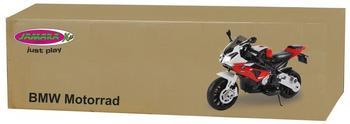 Jamara Ride-on Motorrad BMW S1000RR rot 12V