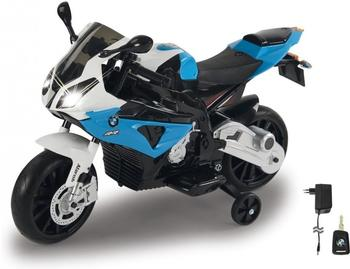 Jamara Ride-on Motorrad BMW S1000RR blau