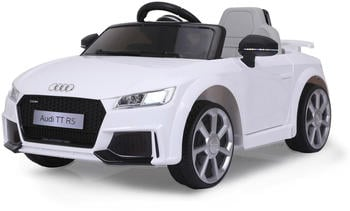 Jamara Ride-on Audi TT RS weiß 12V