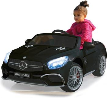 Jamara Ride-on Mercedes SL65 12V schwarz