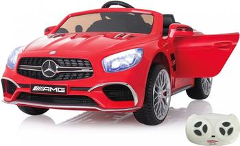 Jamara Ride-on Mercedes SL65 12V rot