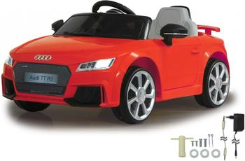 Jamara Ride-on Audi TT RS rot 12V