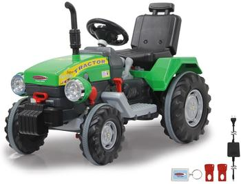 Jamara Ride-on Traktor Power Drag 12V grün