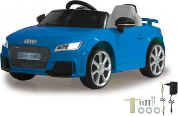 Jamara Ride-on Audi TT RS blau 12V