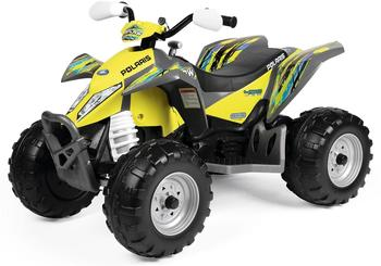 Peg Perego Elektro-Quad Polaris Outlaw 12V citrus