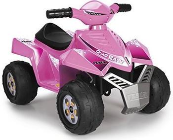 Feber Quad Racy Pink 6V