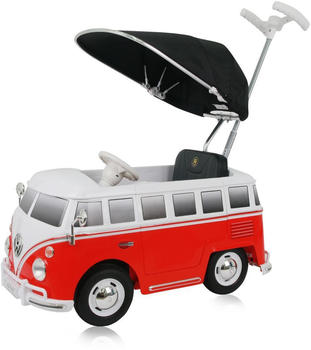 Rollplay VW Bus T2 Push Car rot