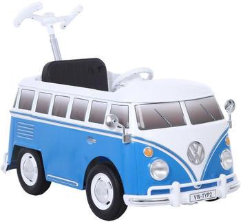 Rollplay VW Bus T2 Push Auto blau