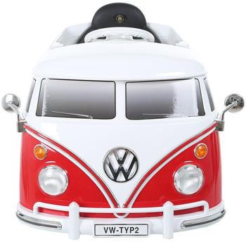 Rollplay VW Bus Type 2 12V rot