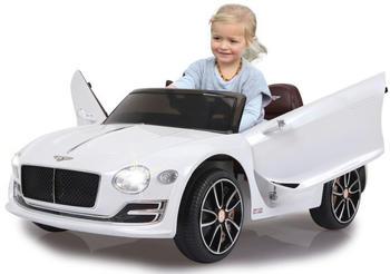 Jamara Ride-on Bentley EXP12 weiß
