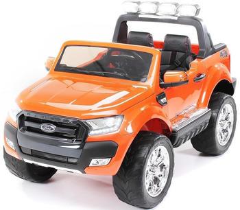 Actionbikes Elektroauto Ford Ranger SUV 4x4 orange