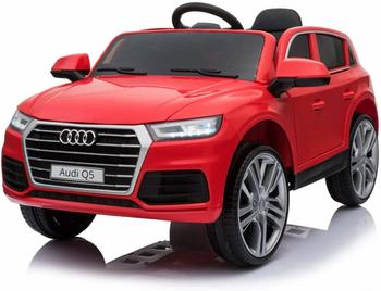 ES-Toys Elektro Auto Audi Q5 S-Line rot