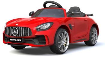 ES-Toys Elektro Auto Mercedes GT R 12V4,5AH rot