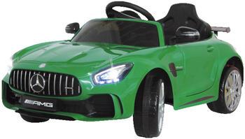 Jamara Ride-on Mercedes-Benz AMG GT R grün 2,4G 12V