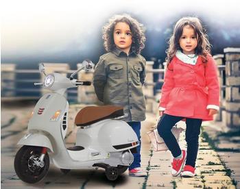 Jamara Ride-on Vespa weiß 12V