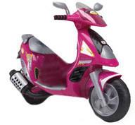 Injusa Scooter Duo 6V violett