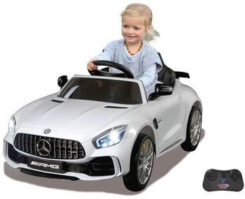 Jamara Ride-on Mercedes-Benz AMG GT R 4G 12V weiß
