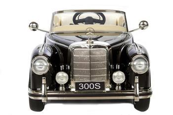 Mercedes-Benz Mercedes 300S 12V schwarz