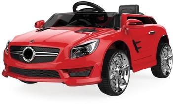 Moni Elektroauto Mega Power S698 mit Fernbedienung rot