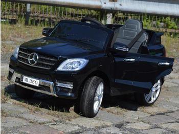 Mercedes-Benz ML350 Modell 2017/2018 schwarz metallic