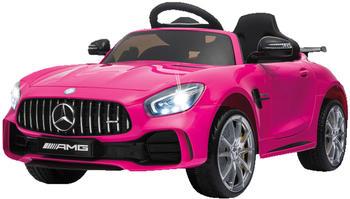 Jamara Ride-on Mercedes-Benz AMG GT R 2,4G 12V pink