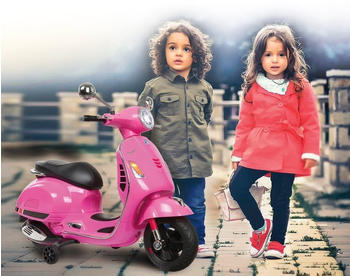 jamara-vespa-12v-pink
