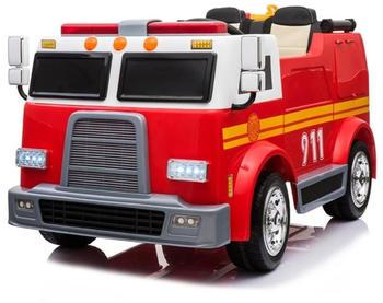 ES-Toys Feuerwehrwagen Doppelsitzer