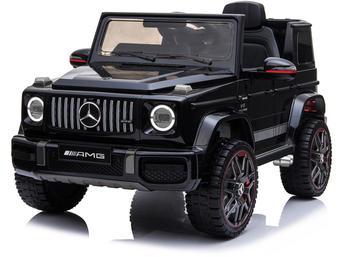 Toys Store Mercedes Benz G63 Amg Jeep SUV schwarz