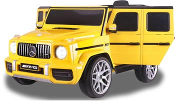 Jamara Ride-on Mercedes-Benz AMG G 63 gelb