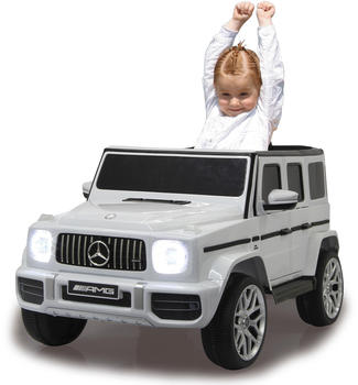 Jamara Ride-on Mercedes-Benz AMG G 63 grau