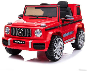Toys Store Mercedes Benz G63 Amg Jeep SUV rot