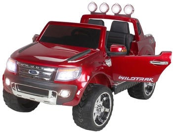 Actionbikes Elektroauto Ford Ranger SUV 4x4 weinrot Lackiert