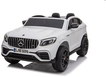 Mercedes-Benz GLC Allrad 2-Sitzer 4x45W weiß