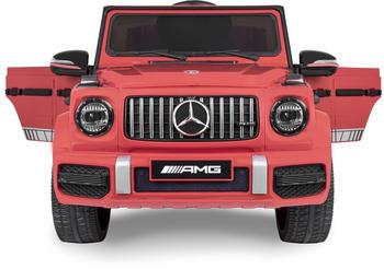 Daliya Mercedes Benz G63 AMG rot