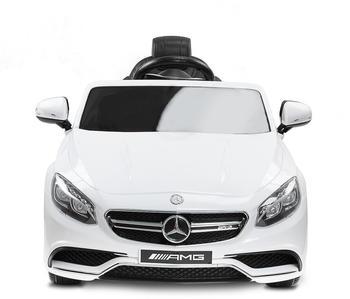 Caretero Mercedes Benz S63 AMG V8 weiß