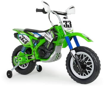Injusa Thunder Kawasaki 12 V Green