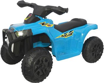 Jamara Ride On Mini Quad Runty blau/schwarz