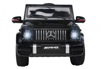 Actionbikes Mercedes Benz G63 schwarz