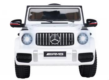 Actionbikes Mercedes Benz G63 weiß