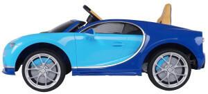Actionbikes Bugatti Chiron blau