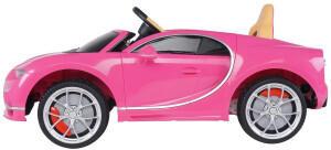 Actionbikes Bugatti Chiron pink