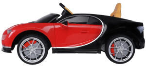 Actionbikes Bugatti Chiron rot
